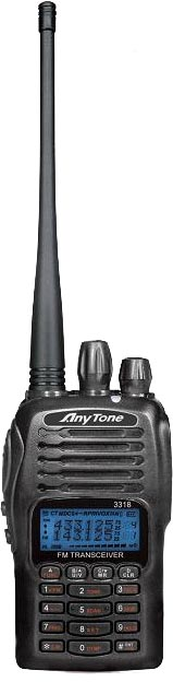 ANYTONE AT-3318UV